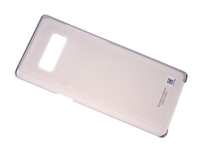 EF-QN950CBEGWW - Etui Clear Cover EF-QN950CBEGWW Samsung SM-N950 Galaxy Note 8 - czarne (oryginalne)