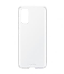 EF-QG980TTEGEU - Etui Clear Cover Samsung SM-G980 Galaxy S20/ SM-G981 Galaxy S20 5G - transparent (oryginalne)