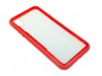 Etui Creative iPhone X czerwone