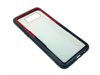 Etui Creative Samsung G950 S8 czarno-czerwone
