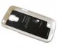 Etui gumowe MERCURY Samsung I9190/ I9195 Galaxy S4  mini - białe (oryginalne)