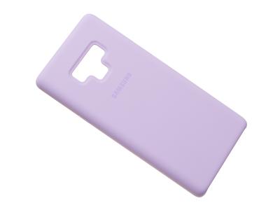 EF-PN960TVEGWW - Etui Silicone Cover Samsung SM-N960 Galaxy Note 9 - lavender (oryginalne)