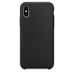 18 - Etui silikonowe Iphone XR czarne