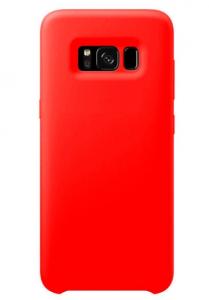 14 - Etui silikonowe Samsung S8 G950 czerwone