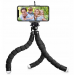 Flexible tripod stand for phone black