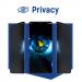 Folia ochronna 3mk all-safe - Privacy - 5 sztuk