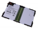 GH43-04627A - Oryginalna Bateria EB-BT585ABE Samsung SM-T585 Tab A 10.1 LTE (2016)/ SM-T580 Galaxy Tab A 10.1 (2016)/ SM-P585N Galaxy Tab A (2016)/ SM-T585 Galaxy Tab A 10.1 (2016)