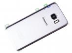 GH82-11384B - Klapka baterii Samsung SM-G930F Galaxy S7 - srebrna (oryginalna)
