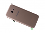 GH82-13638B - Klapka baterii Samsung SM-A520F Galaxy A5 (2017) - złota (oryginalna)