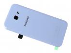 GH82-13638C - Klapka baterii Samsung SM-A520F Galaxy A5 (2017) -  niebieska (oryginalna)