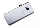 GH82-13962B-DEM - Oryginalna Klapka baterii Samsung SM-G950 Galaxy S8 - srebrna (demontaż) Grade A