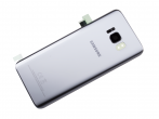 GH82-13962B - Oryginalna Klapka baterii Samsung SM-G950 Galaxy S8 - srebrna