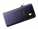 GH82-13962C - Oryginalna Oryginalna Klapka baterii Samsung SM-G950 Galaxy S8 - fioletowa (orchid gray)