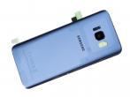 GH82-13962D-DEM - Oryginalna Klapka baterii Samsung SM-G950 Galaxy S8 - niebieska (demontaż) Grade A