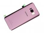 GH82-13962E - Klapka baterii Samsung SM-G950 Galaxy S8 - różowa (rose pink) (oryginalna)