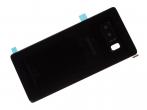 GH82-14979A - Klapka baterii Samsung SM-N950 Galaxy Note 8 - czarna (oryginalna)