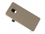 GH82-15557C - Klapka baterii Samsung SM-A530F Galaxy A8 (2018) - złota (oryginalna)