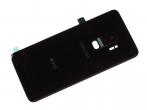 GH82-15660A - Klapka baterii Samsung SM-G965 Galaxy S9+ - czarna (oryginalna)