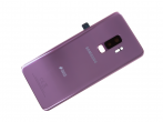 GH82-15660B - Klapka baterii Samsung SM-G965 Galaxy S9+ - fioletowa (oryginalna)