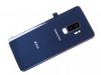 GH82-15660D - Klapka baterii Samsung SM-G965 Galaxy S9+ - niebieska (oryginalna)