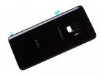 GH82-15875A - Battery cover Samsung SM-G960 Galaxy S9/ SM-G960F/DS Galaxy S9 Dual SIM - black (original)