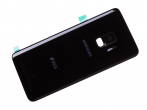 GH82-15875A - Klapka baterii Samsung SM-G960 Galaxy S9/ SM-G960F/DS Galaxy S9 Dual SIM - czarna (oryginalna)