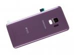 GH82-15875B - Klapka baterii Samsung SM-G960 Galaxy S9/ SM-G960F/DS Galaxy S9 Dual SIM - fioletowa (oryginalna)