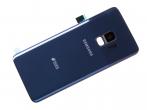GH82-15875D - Klapka baterii Samsung SM-G960 Galaxy S9/ SM-G960F/DS Galaxy S9 Dual SIM - niebieska (oryginalna)