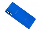 GH82-17833D, GH82-17829D - Klapka baterii Samsung SM-A750 Galaxy A7 (2018) - niebieska (oryginalna)