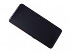 GH82-20348A - Oryginalny Wyświetlacz LCD + Ekran Dotykowy Samsung SM-A805 Galaxy A80 + ramka czarna