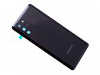 GH82-21670A - Oryginalna Klapka baterii Samsung SM-G770 Galaxy S10 Lite - czarna