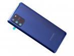 GH82-21670C - Oryginalna Klapka bateri Samsung SM-G770 Galaxy S10 Lite - Prism Blue