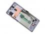 GH82-21672B - ORYGINALNY Wyświetlacz LCD + ekran dotykowy Samsung Samsung SM-G770 Galaxy S10 Lite - biały