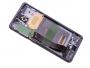 GH82-22123A, GH82-22131A - ORYGINALNY Wyświetlacz LCD + ekran dotykowy Samsung SM-G981 Galaxy S20 5G/ SM-G980 Galaxy S20 - srebrny
