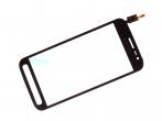 GH96-10604A - Ekran dotykowy Samsung SM-G390F Galaxy Xcover 4 - czarny (oryginalny)