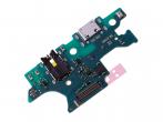 GH96-12081A - Płytka ze złączem USB i audio Samsung SM-A750 Galaxy A7 (2018) (oryginalna)