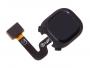 GH96-12220A - Przycisk linii papilarnych Samsung SM-A920 Galaxy A9 (2018) - czarny (oryginalny)