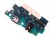 GH96-12426A, GH96-12616A - Płytka ze złączem USB i złączem audio Samsung SM-A505 Galaxy A50 (oryginalna)