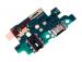 GH96-12454A - Oryginalny flex + gniazdo ładowania Płytka ze złączem USB i audio i mikrofonem Samsung SM-A405 Galaxy A40