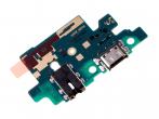 GH96-12454A - Oryginalny flex + gniazdo ładowania Płytka ze złączem USB i audio i mikrofonem Samsung SM-A405 Galax...