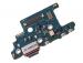 GH96-13083A - Oryginalne gniazdo ładowania płytka ze złączem ładowania USB Samsung SM-G985 Galaxy S20 Plus - demontaż