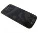 GH97-14766A - Obudowa przednia z ekranem dotykowym i wyświetlaczem LCD Samsung I9195 Galaxy S4 Mini/ I9192 Galaxy S4 Mini Duos - czarna (oryginalna)