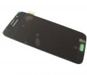 GH97-17260A - Ekran dotykowy z wyświetlaczem LCD Samsung SM-G920 Galaxy S6 - czarny (oryginalny)