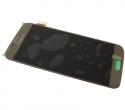 GH97-17260C  - Ekran dotykowy z wyświetlaczem LCD Samsung SM-G920 Galaxy S6 - złoty (oryginalny)