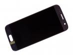 GH97-18523E - Ekran dotykowy z wyświetlaczem LCD Samsung SM-G930F Galaxy S7 - różowo złoty (oryginalny)