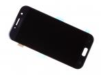 GH97-19733A, GH97-20135A - Ekran dotykowy z wyświetlaczem LCD Samsung SM-A520F Galaxy A5 (2017) - czarny (oryginalny)