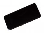 GH97-20470A , GH97-20564A - ORYGINALNY Wyświetlacz LCD + ekran dotykowy Samsung G955 Galaxy S8 Plus czarny