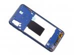 GH97-22974C - Oryginalna Korpus Samsung SM-A405 Galaxy A40 - niebieski
