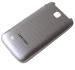 GH98-21380A - Klapka baterii Samsung C3520 - srebrna (oryginalna)