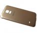 GH98-31984D - Klapka baterii Samsung SM-G800F Galaxy S5 mini - złota (oryginalna)